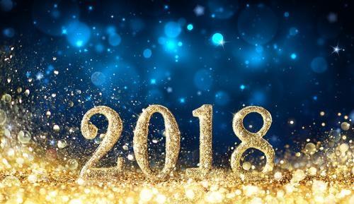 """Nossa """"wish list"""" de boas resoluções 2018 preparada com amor !"""