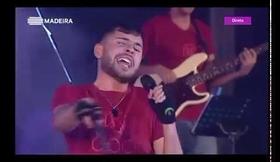 Edgar Perestrelo (Machico)- Under the ladder-Madeira a Cantar 2019 (Final)