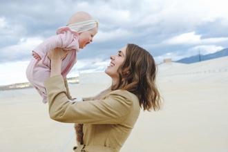 Procuramos mães e bebés para anunúncio