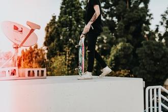 Procuramos skaters entre os 16 e os 20 anos para projeto