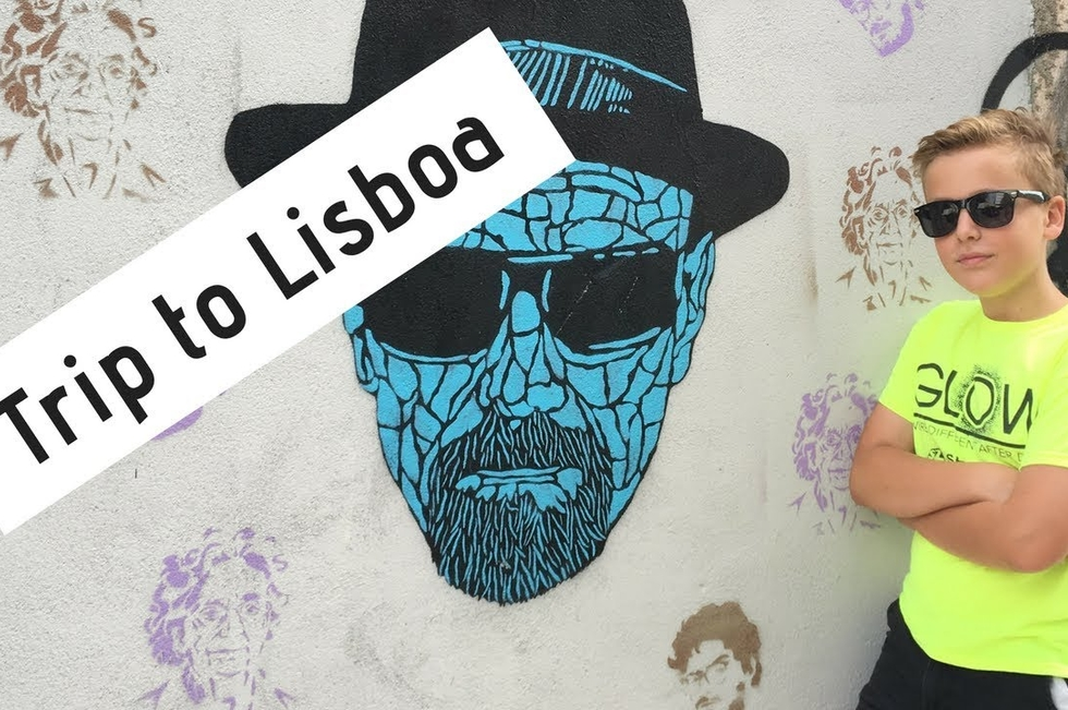Trip to Lisboa! Part 2: Quest for the Chocolate Croissant!