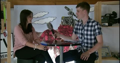 Intervista com Swiss Youth TV