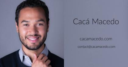Multilanguage Acting Reel - Cacá Macedo