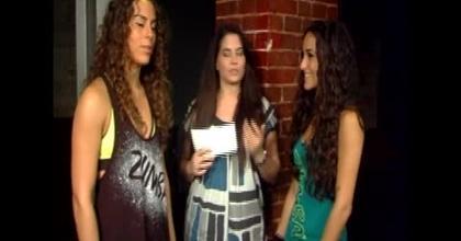Entrevista das Irmãs Teixeira